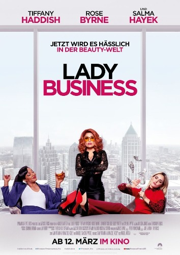 Lady Business ab 12- März im Kino
