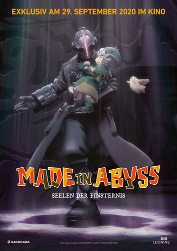 Made in Abyss - Seelen der Finsternis