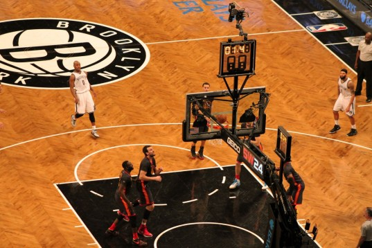 Brooklyn Nets vs. Golden State Warriors