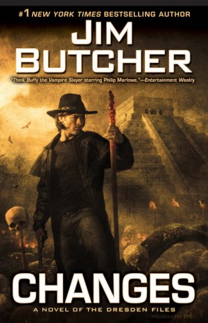 Changes (Book 11) by Jim Butcher