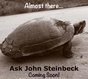 Ask John Steinbeck album coming soon