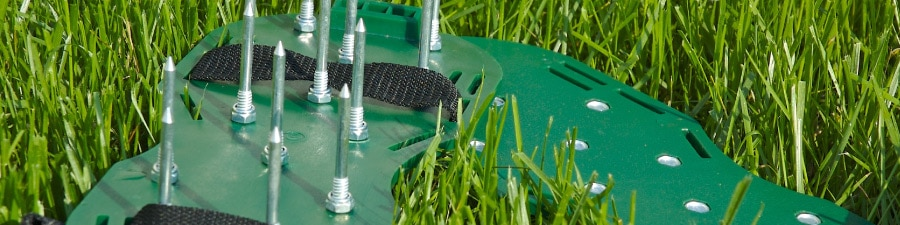 How can we aerate in Winter?