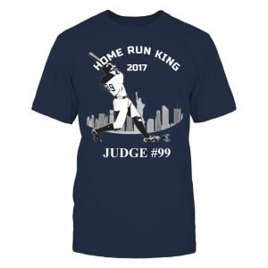 Aaron Judge,Home Run King 2017, #99