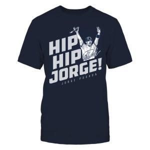 Jorge Posada - Hip Hip Jorge