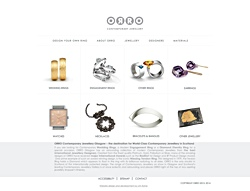 Orro home page