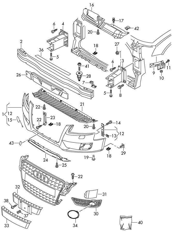 Audi S8 Engine Diagram: 2004 Audi A4 Quattro Engine Diagram At Hrqsolutions.co