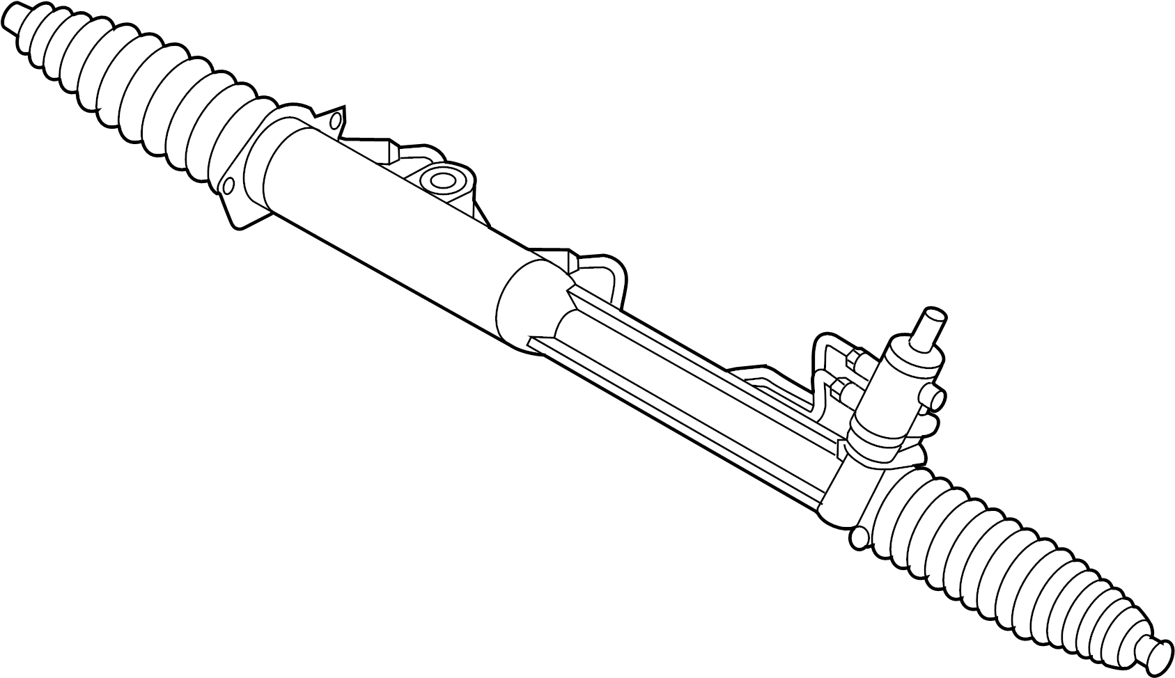 Audi Q7 4 2l Steering Gear Also Use Audi Enginesel