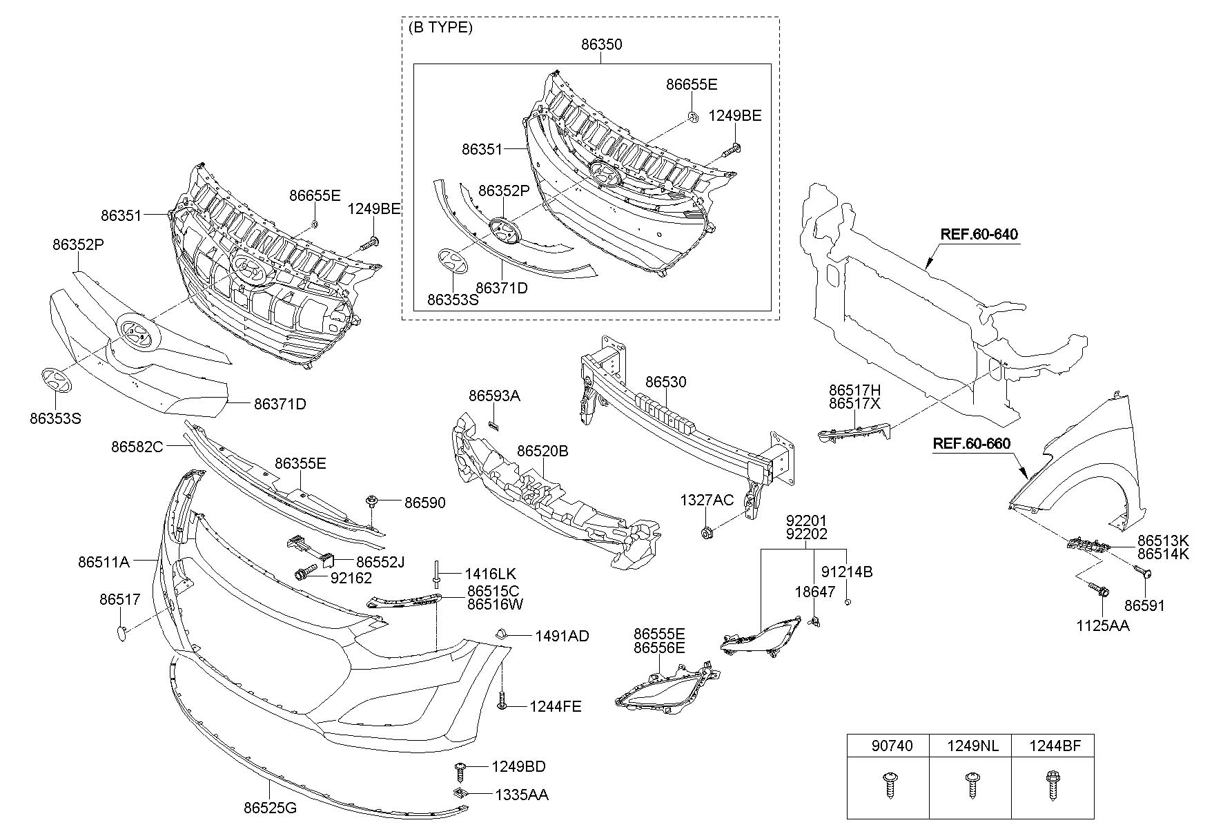 Hyundai Accent Parts Diagram Within Hyundai Wiring
