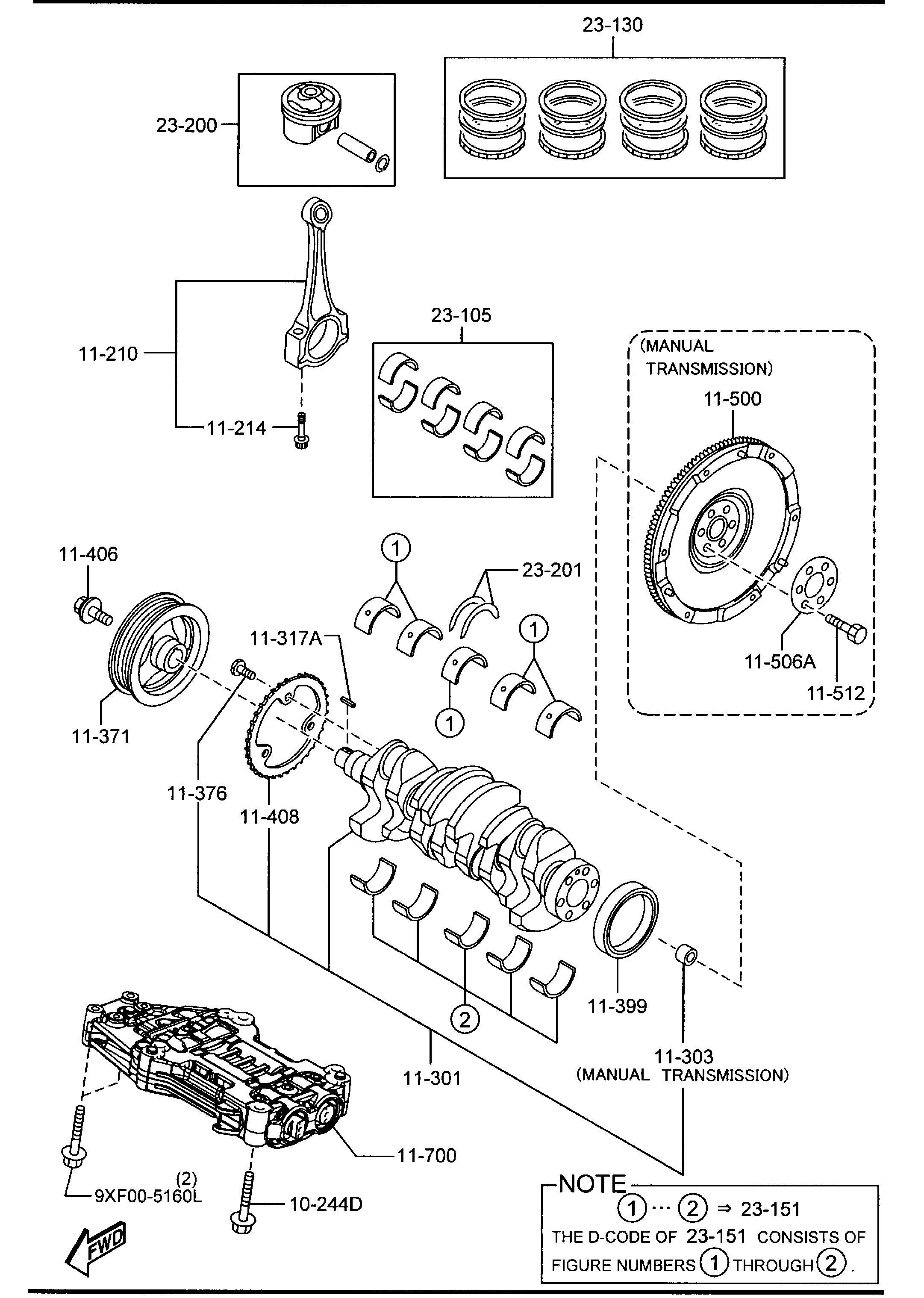 Mazda Cx 5 Seal Oil