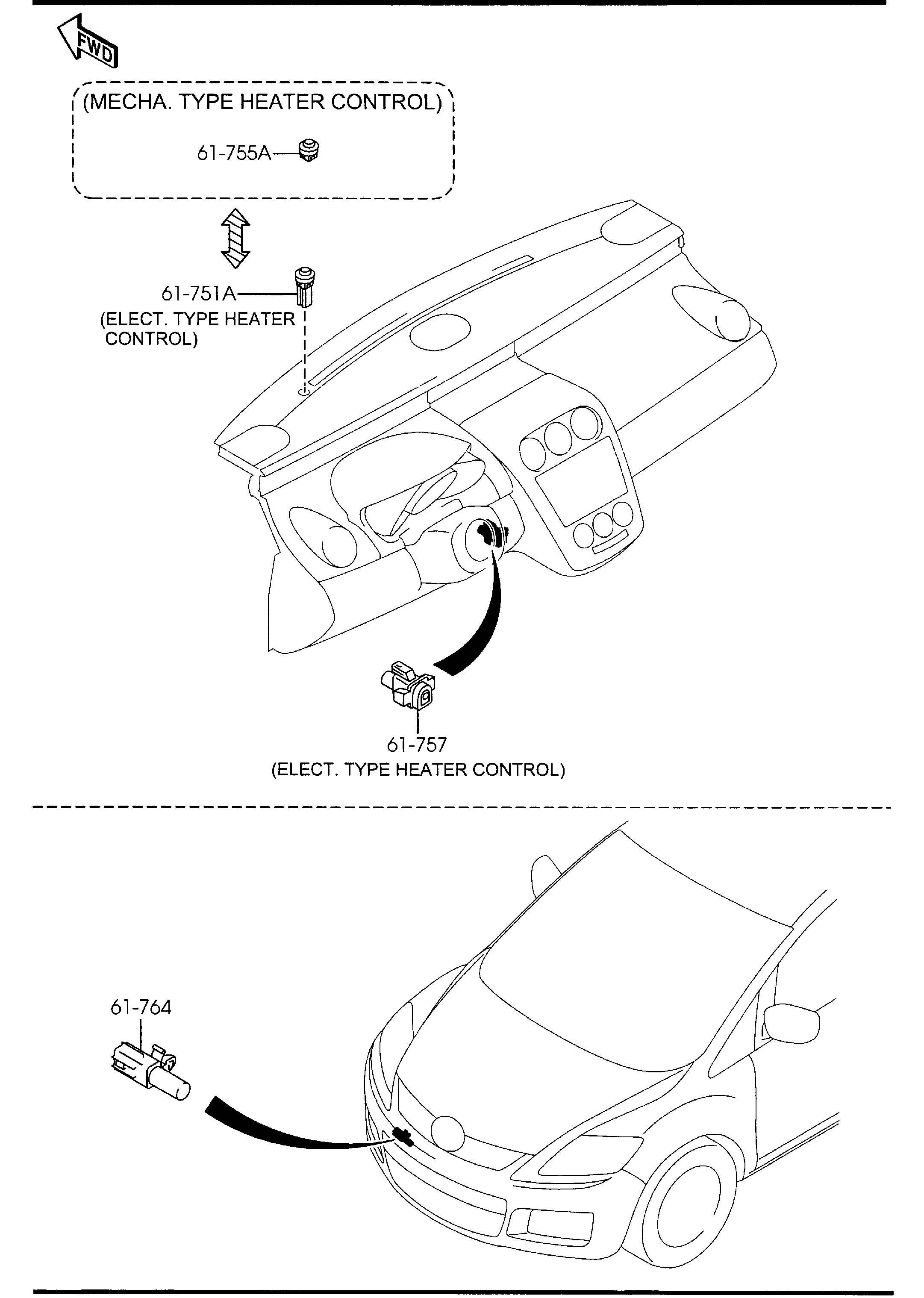 Mazda Cx 7 Condenser