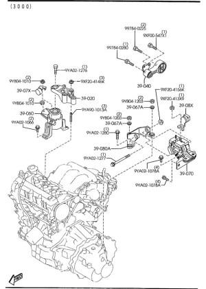 Aftermarket Engine Mounts  Mazda 6 Forums : Mazda 6 Forum
