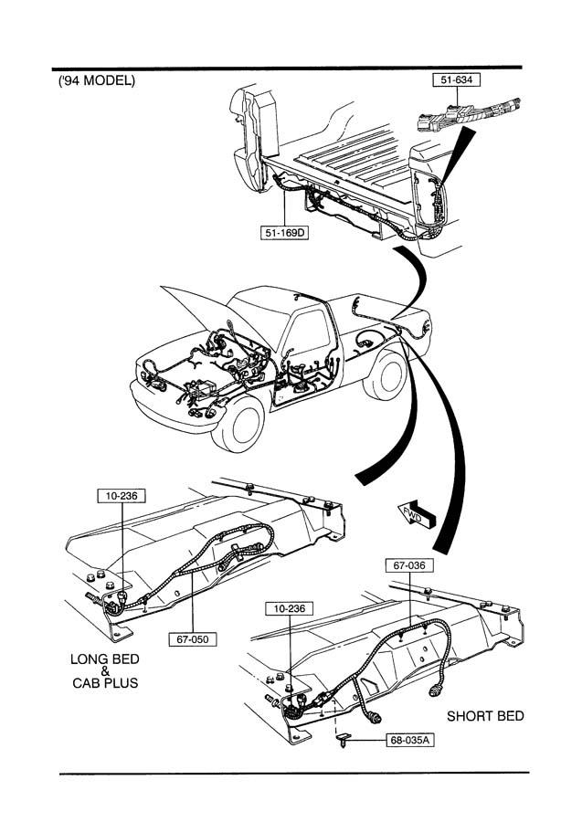 Mazda B2200 Ignition Wiring Diagram