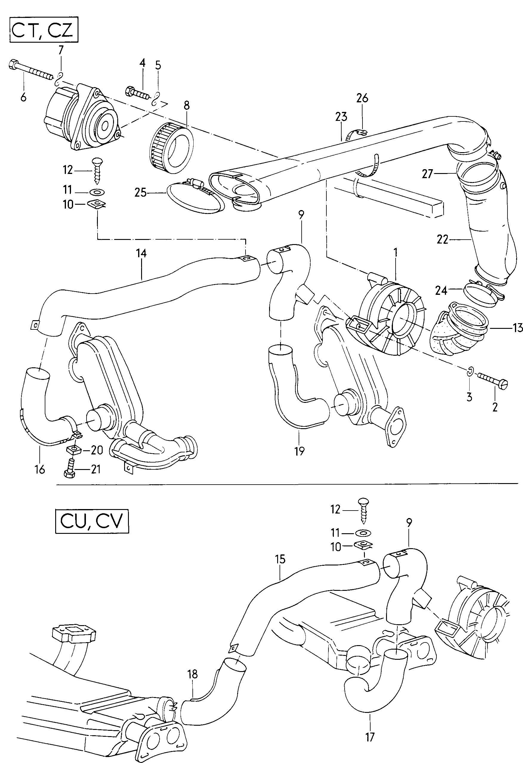 Volkswagen Vanagon Distributor