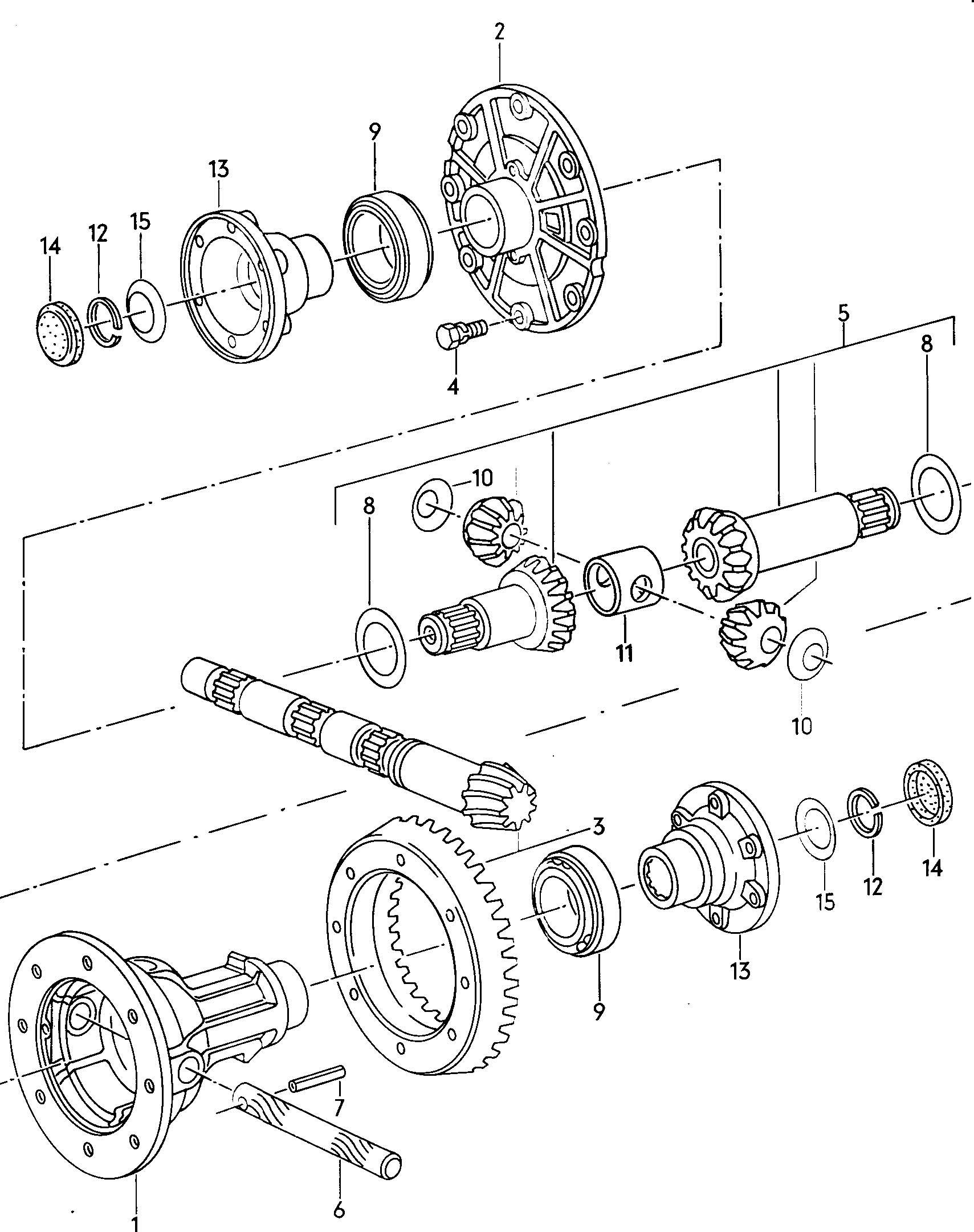 Vw Routan Transmission Diagram
