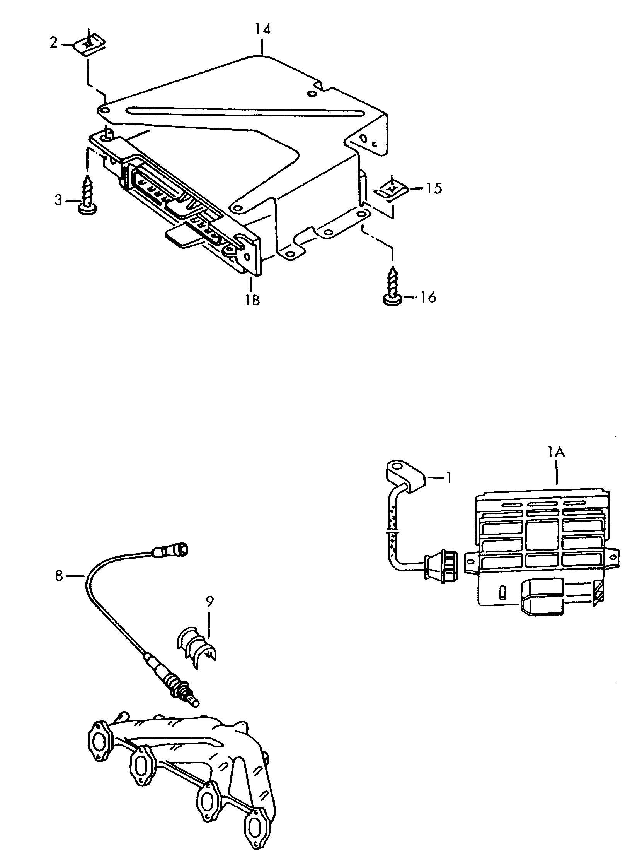 Volkswagen Scirocco 5 Mt Also Use Knock Sensor With