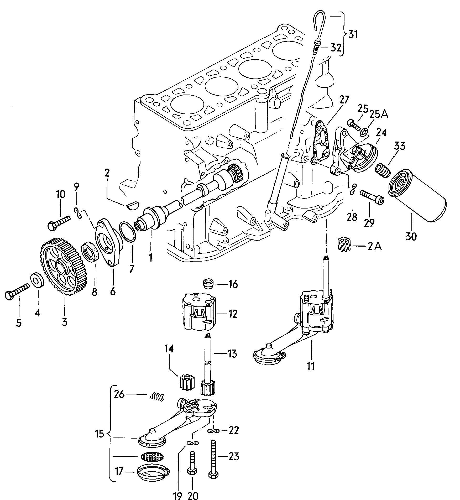 How To Install Shifter Mechanism Volkswagen Fox
