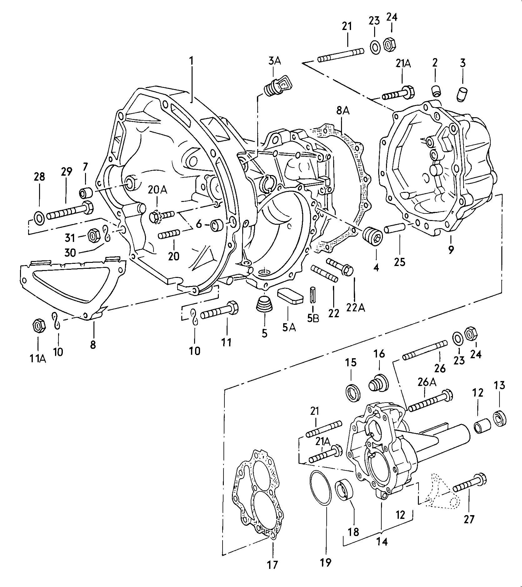 Diagram Vw Jetta Manual Transmission Diagram Full