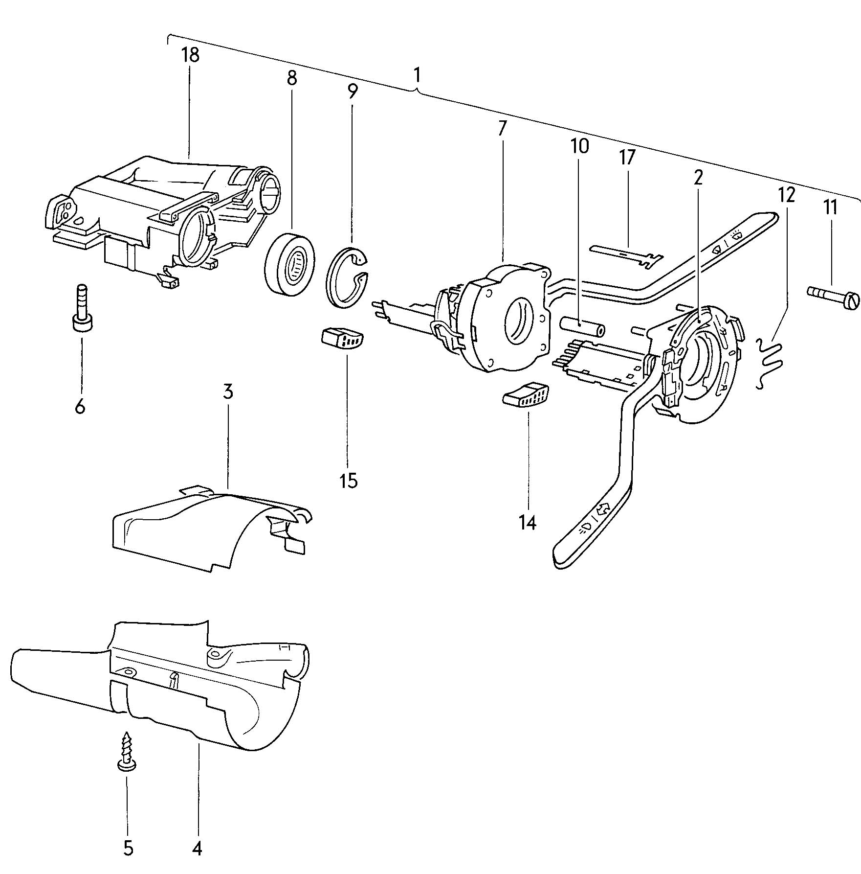 Volkswagen Scirocco Steering Lock Without Ignition Starter