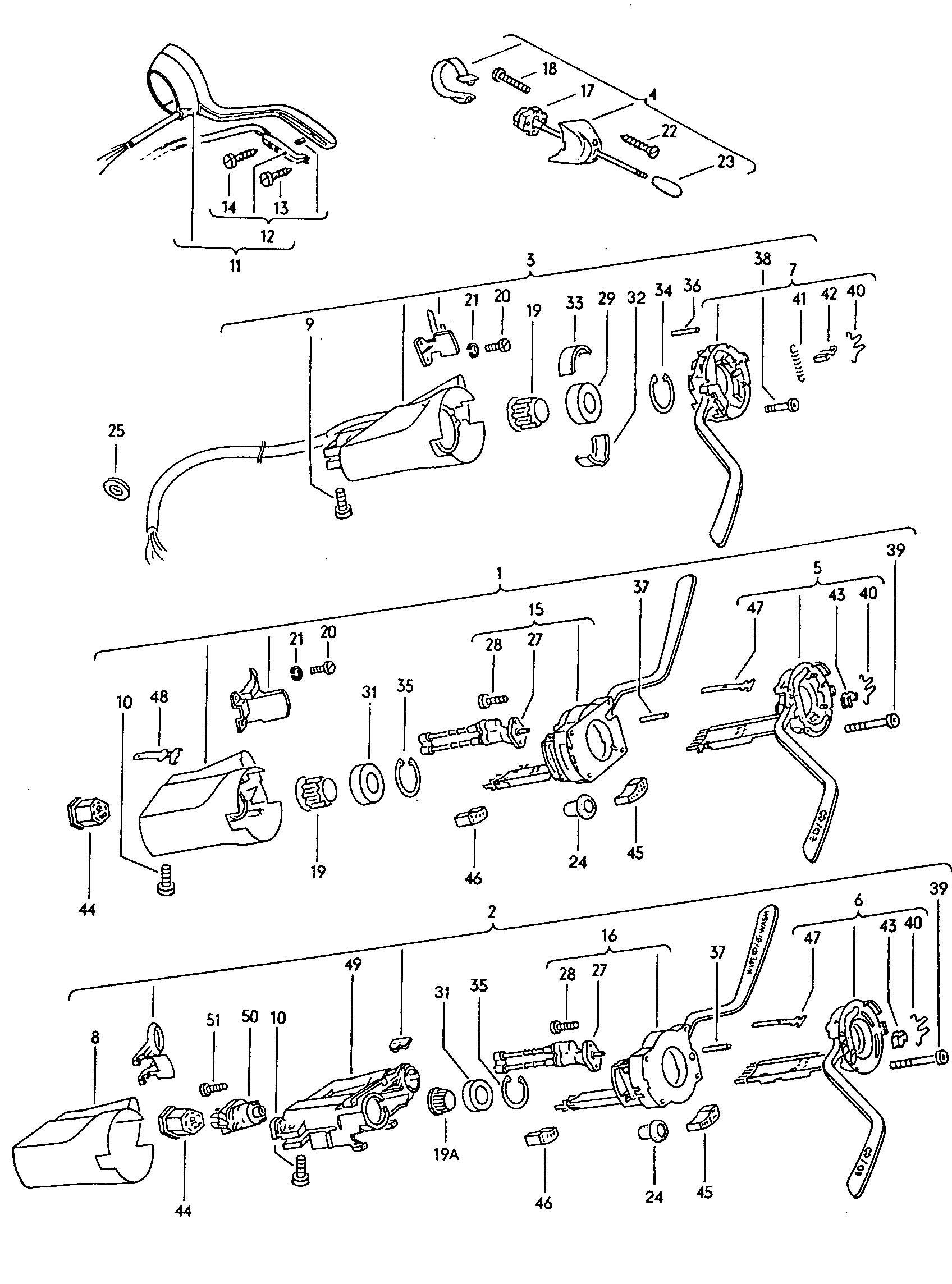 Volkswagen Beetle Thrust Ring Tm 1 3 Flasher