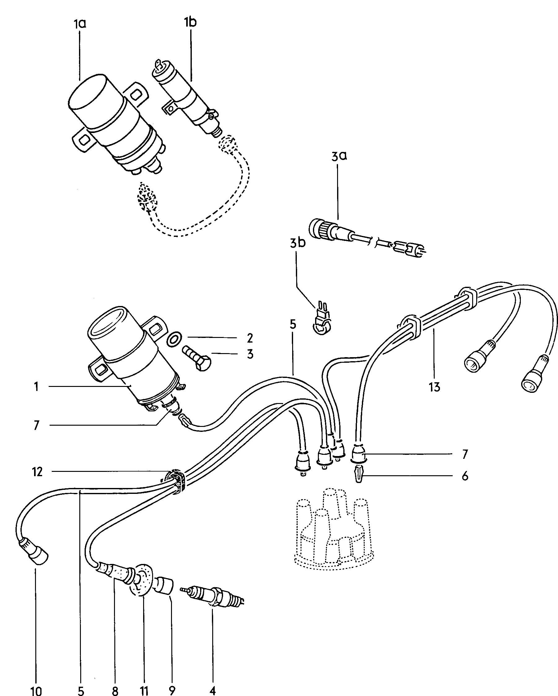 1974 Vw Beetle Alternator Wiring Diagram. Diagram. Wiring