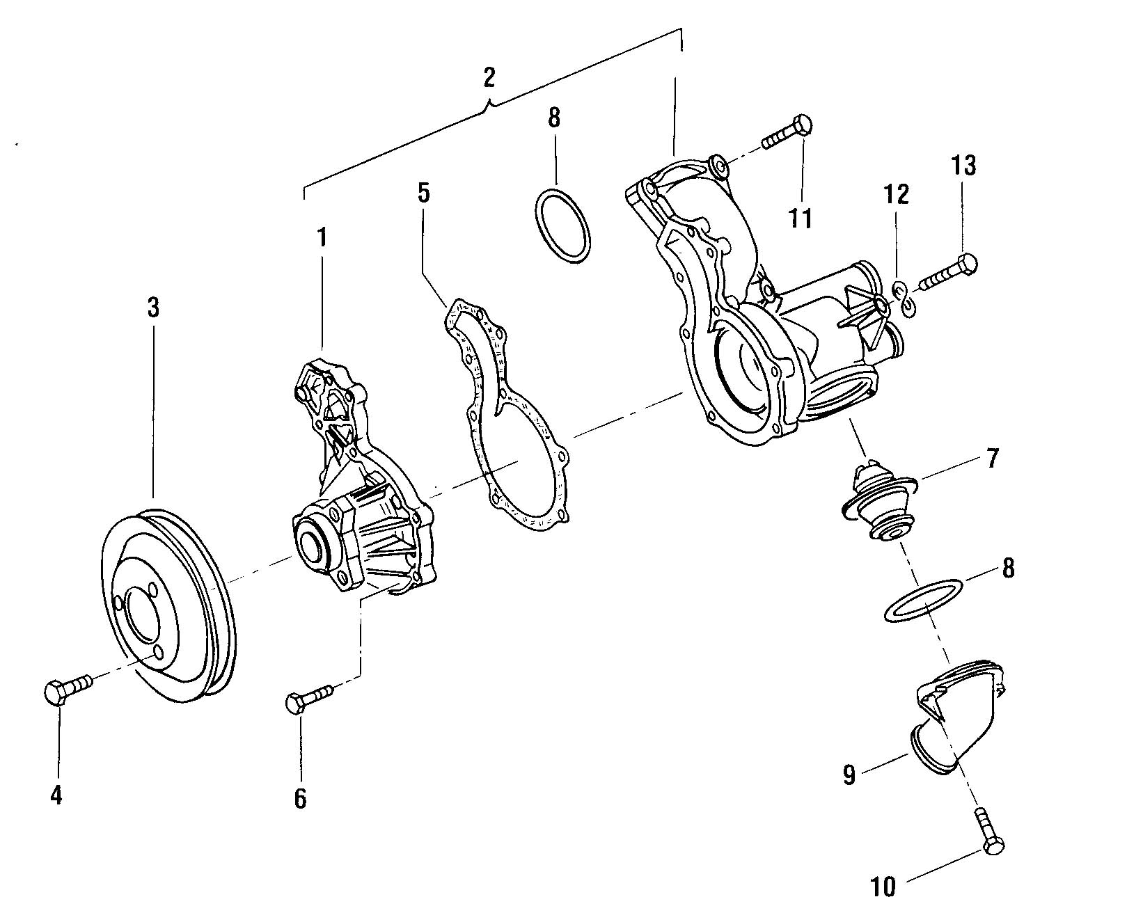 Volkswagen Mk4 Golf Engine Diagram