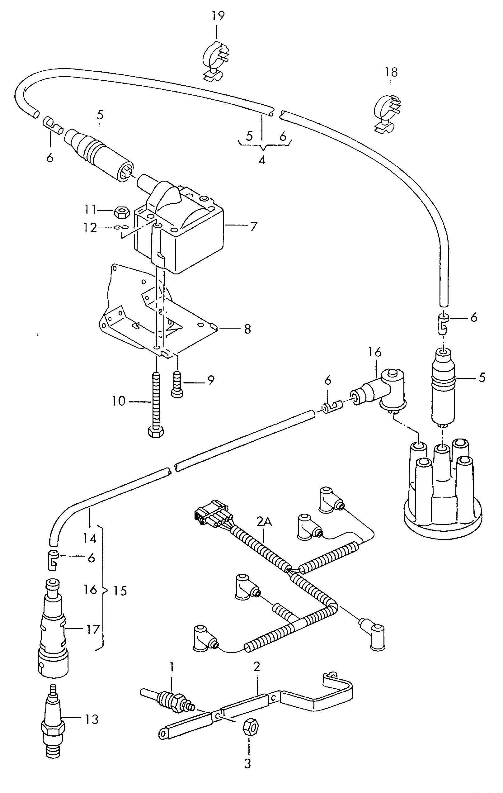 Ford Ranger Spark Plug Wires