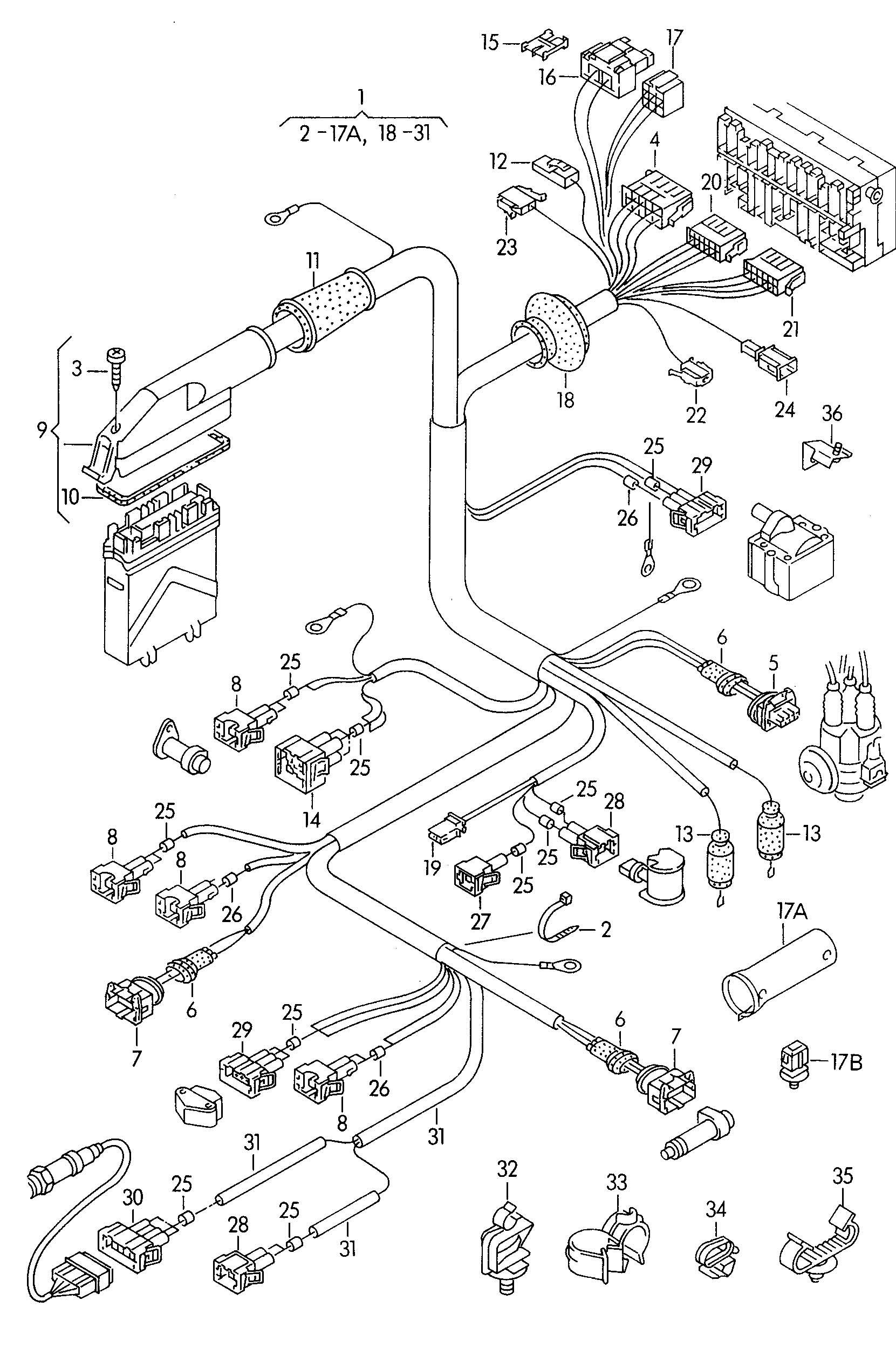 Volkswagen Grommet