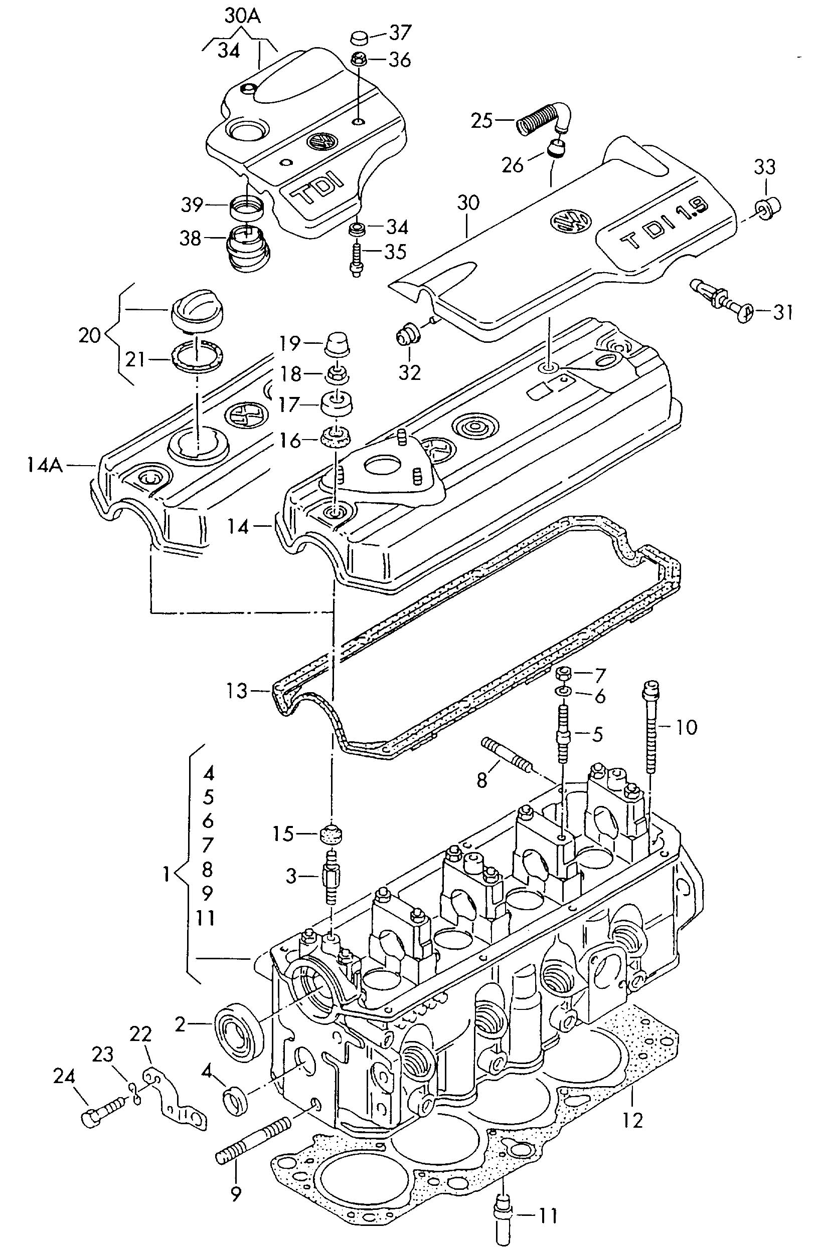 Jetta Vr6 Engine Diagram Within Diagram Wiring And