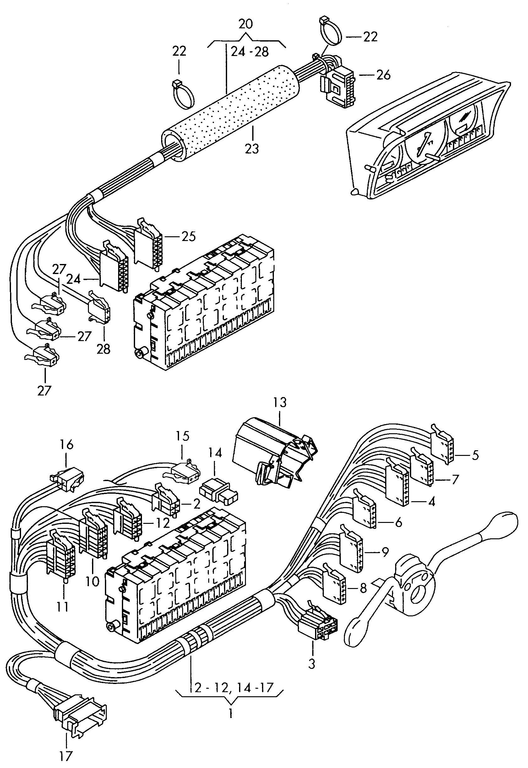 Volkswagen Passat Felt Strip Adhesivel Order Qty 25
