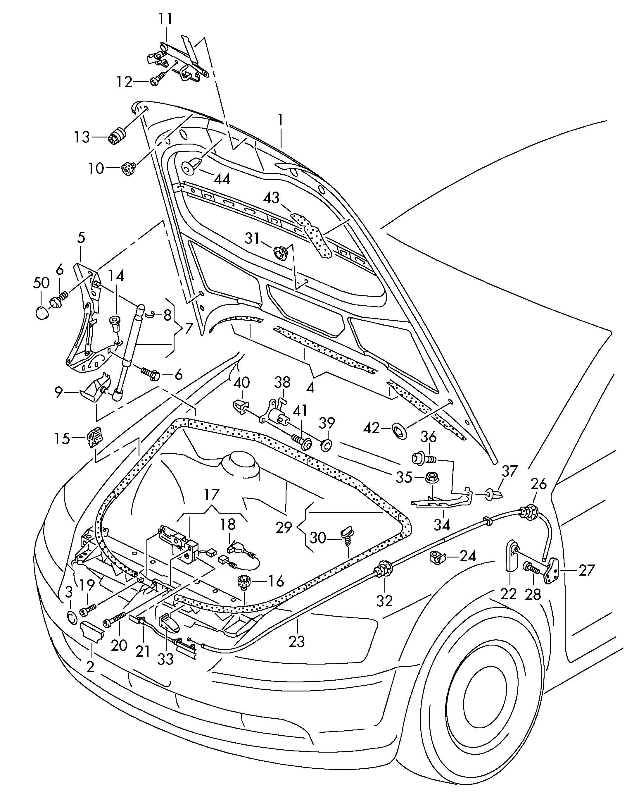 Volkswagen Phaeton Clip Unitsplatform