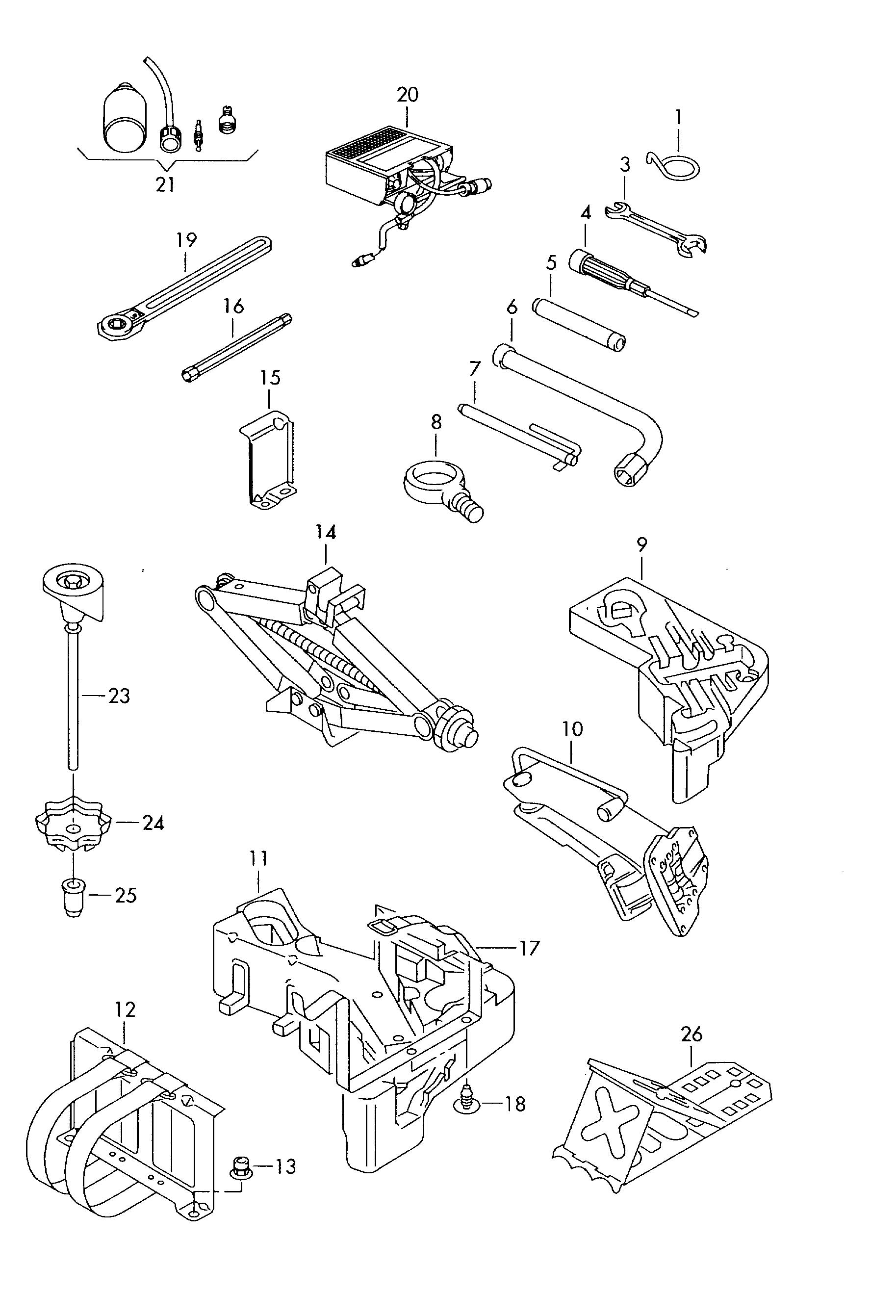 Volkswagen Touareg Air Compressor Wheelbreakdown