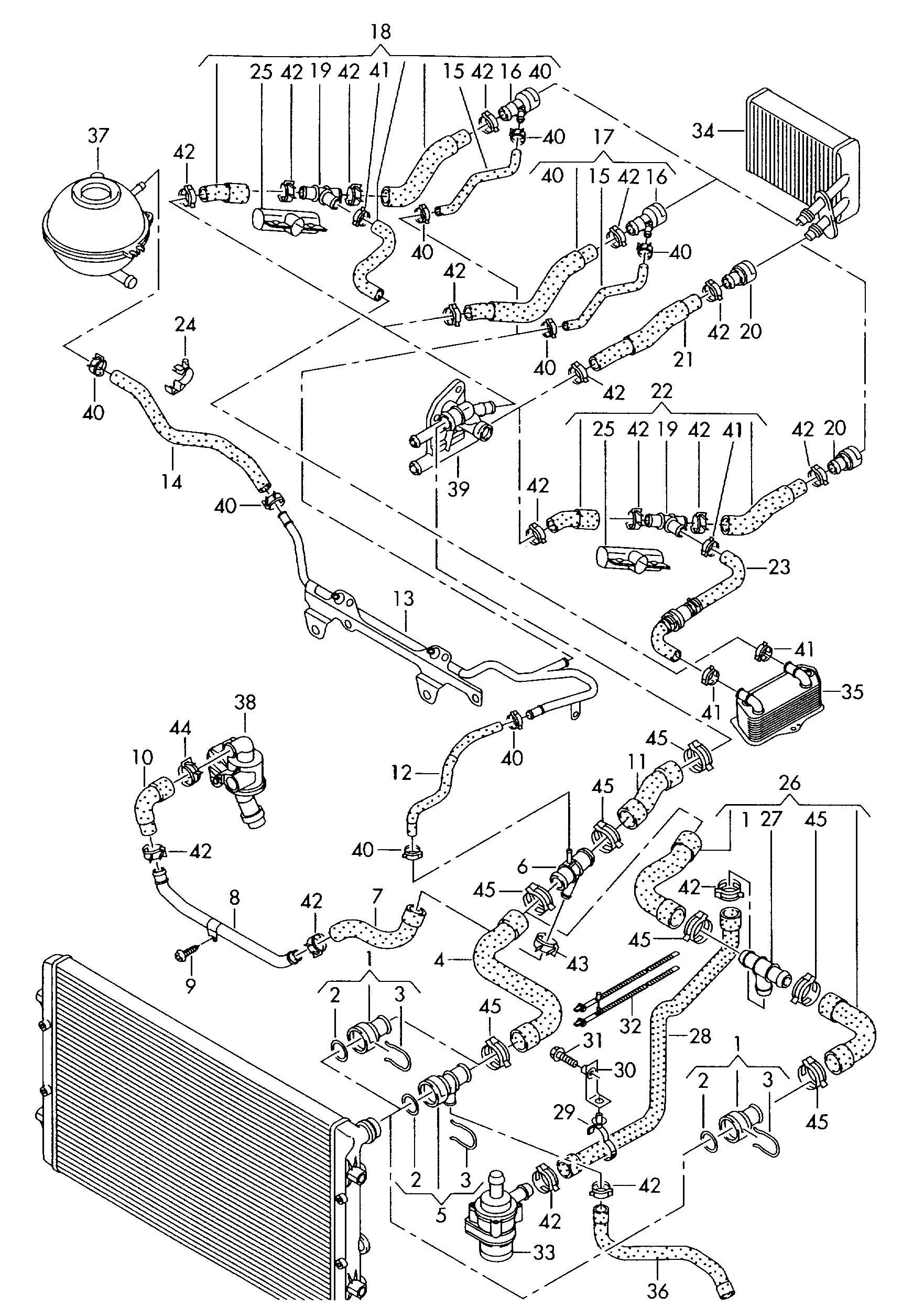 Volkswagen Jetta 1 9l Tdi Distributor Piece Adaptor