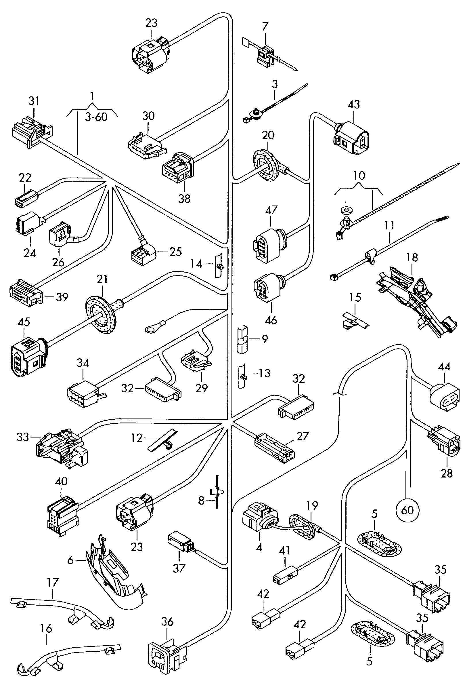 Vw T4 Transmission Diagram