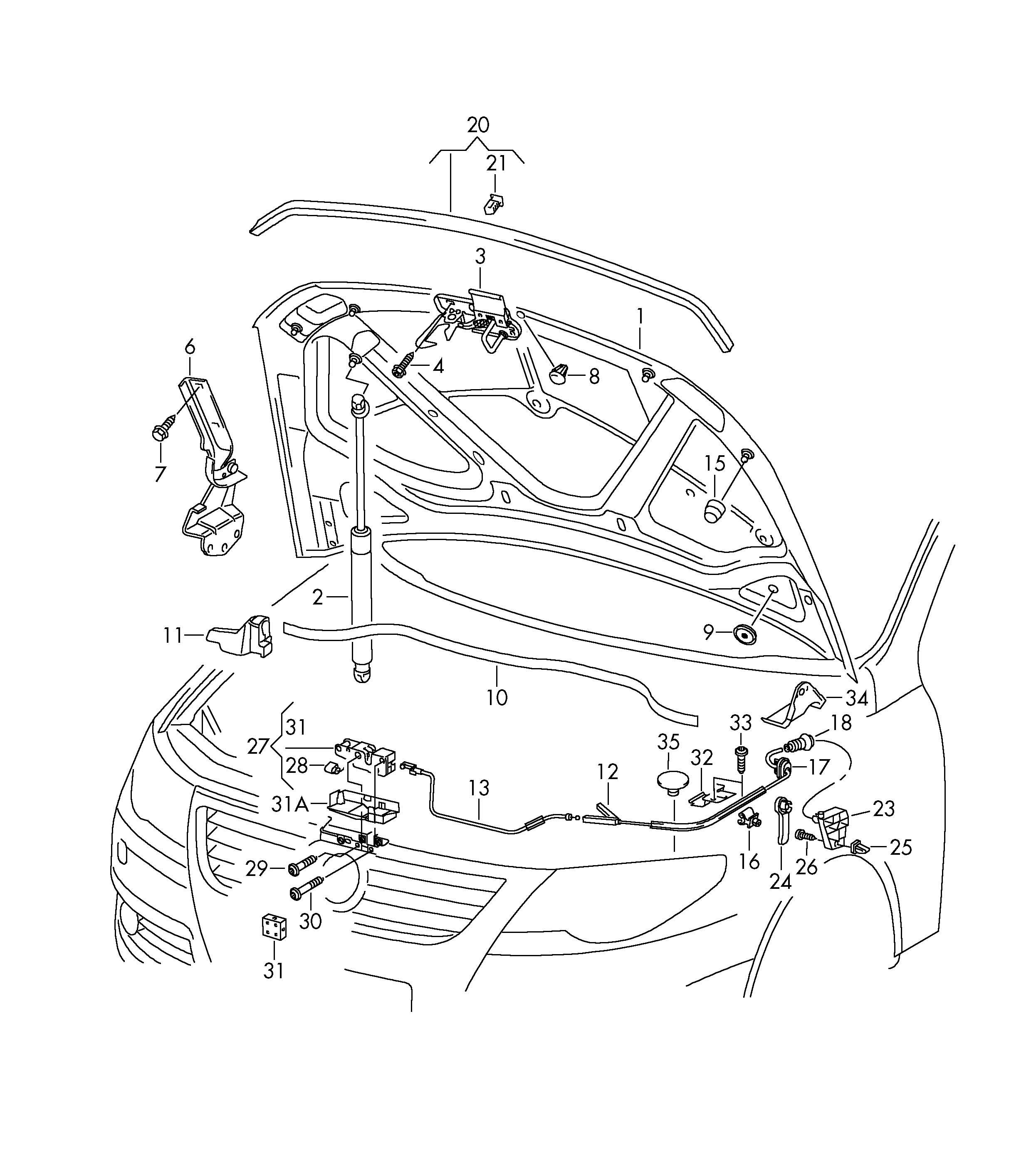 Volkswagen Passat Cc 1 6l Td Micro Switch Sensorhall