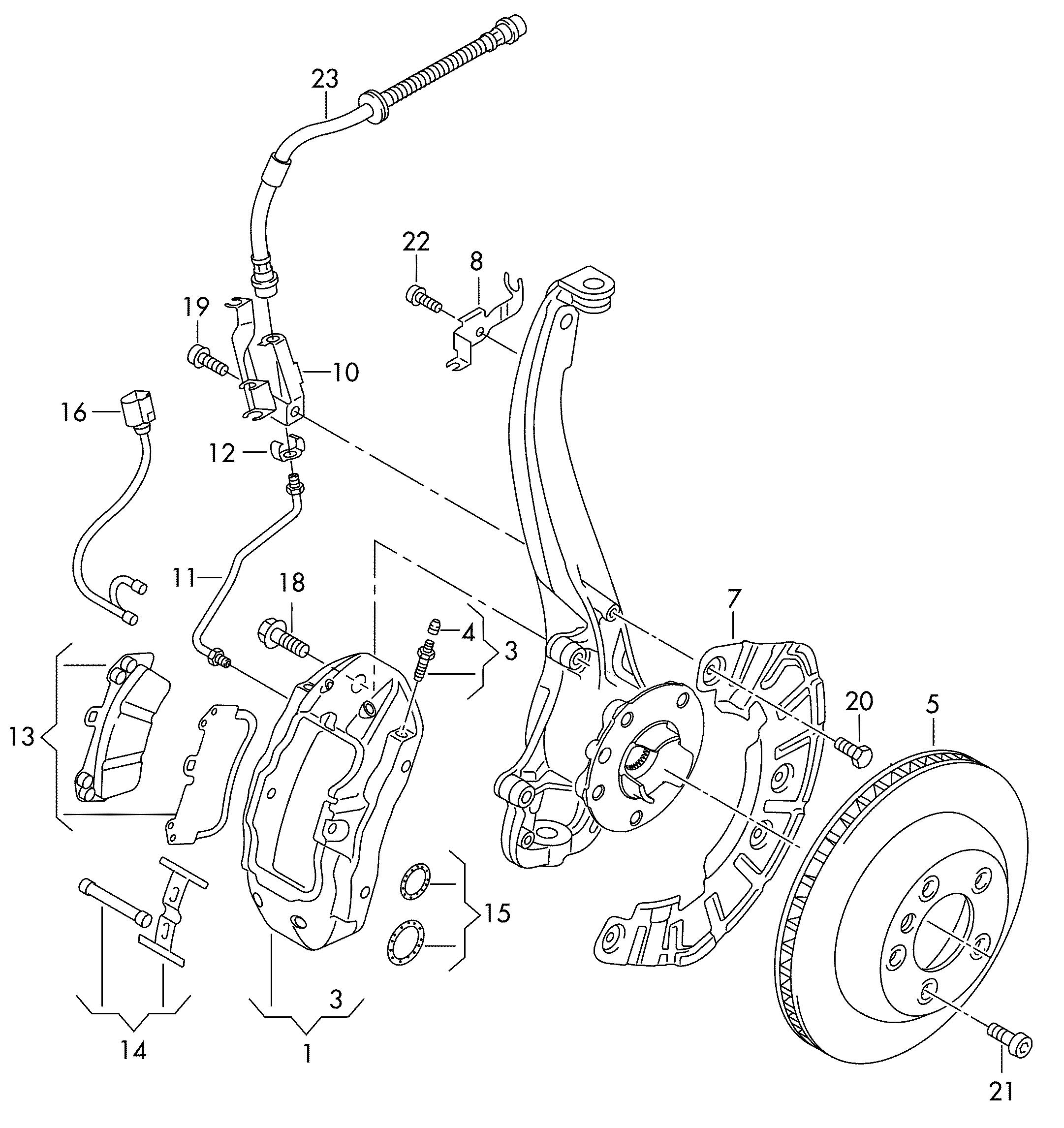 Vw Touareg Engine Diagram