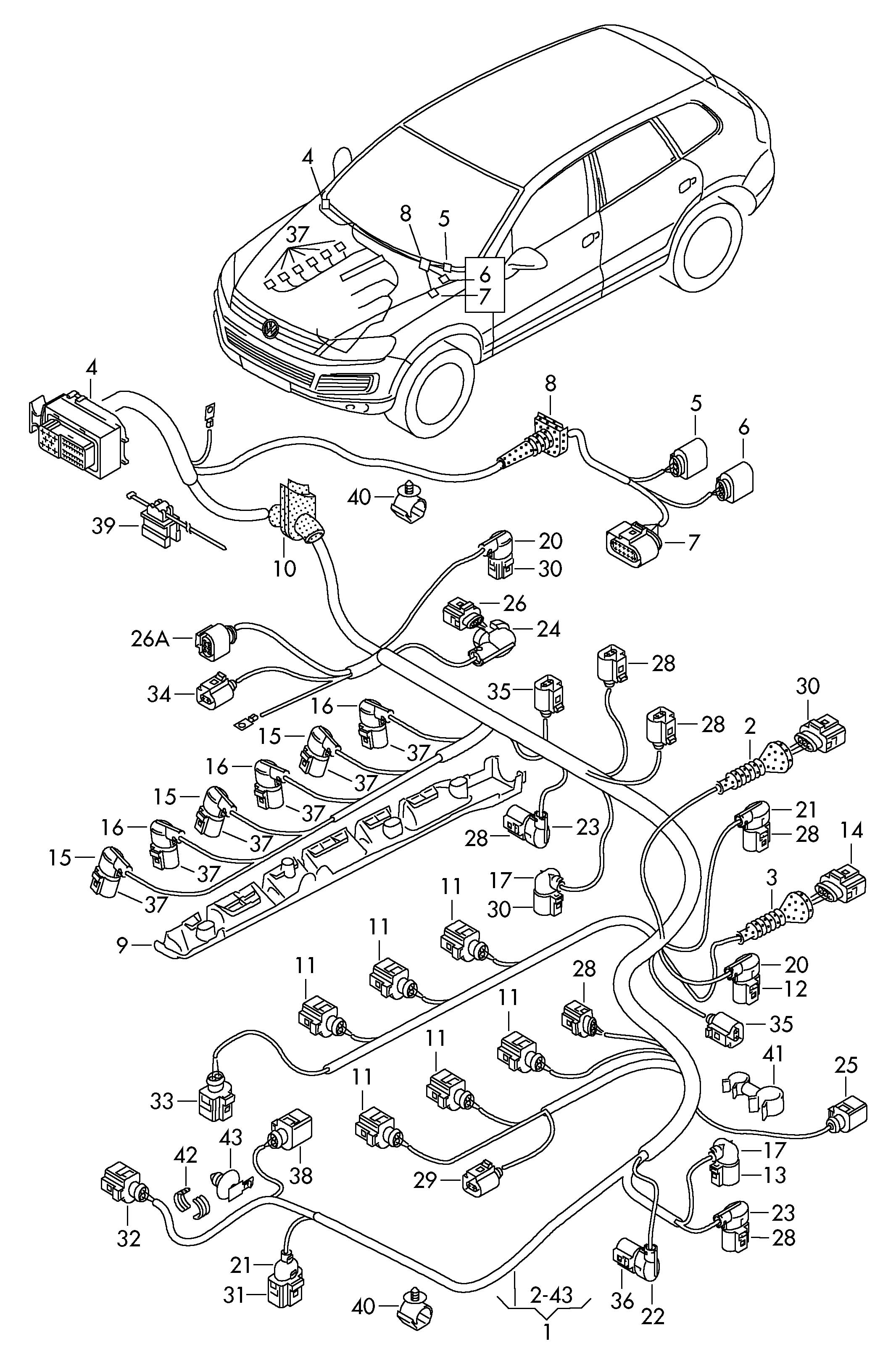 Vw 1 8t Engine Parts Diagram