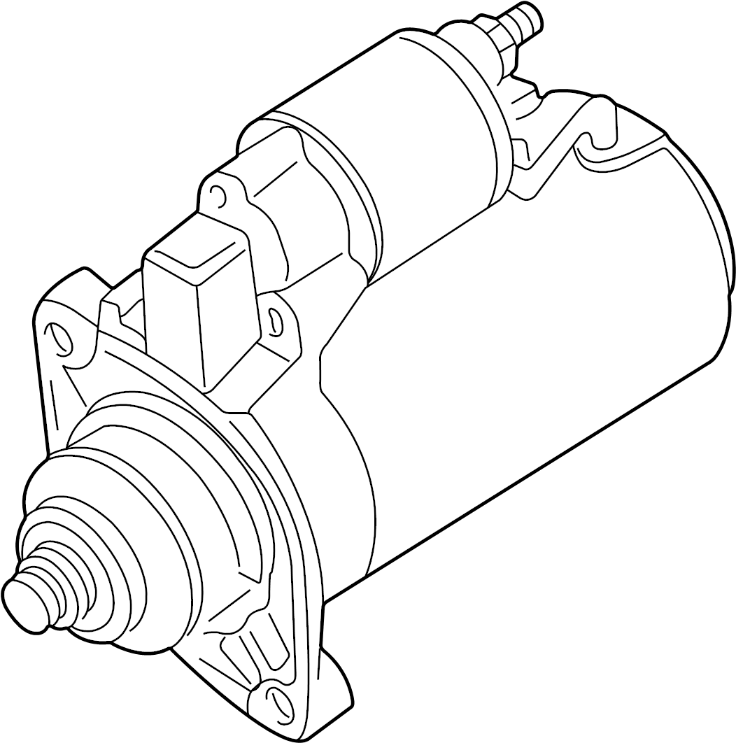 Volkswagen Starter