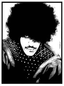 philip lynott.1981.portrait