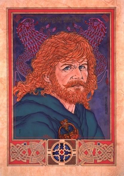 Irish, Ireland, Myth, Legend, Irish Myth, Irish Mythology, Celtic, Celtic art, Celtic Mythology, Jim FitzPatrick, Art, Irish Art