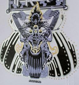 The Rocker Silver light detail 2