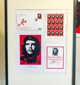 Che Stamp Set full