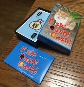 Fish! Dash! Cash! (フィッシュ! ダッシュ! キャッシュ!)
