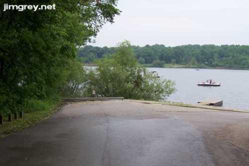 US 36 EB into Raccoon Lake in Indiana