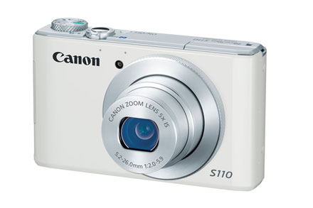 Canon PowerShot S110 in White