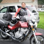 First Overnight Motorcycle Trip 1