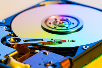 Open Hard Drive HDD