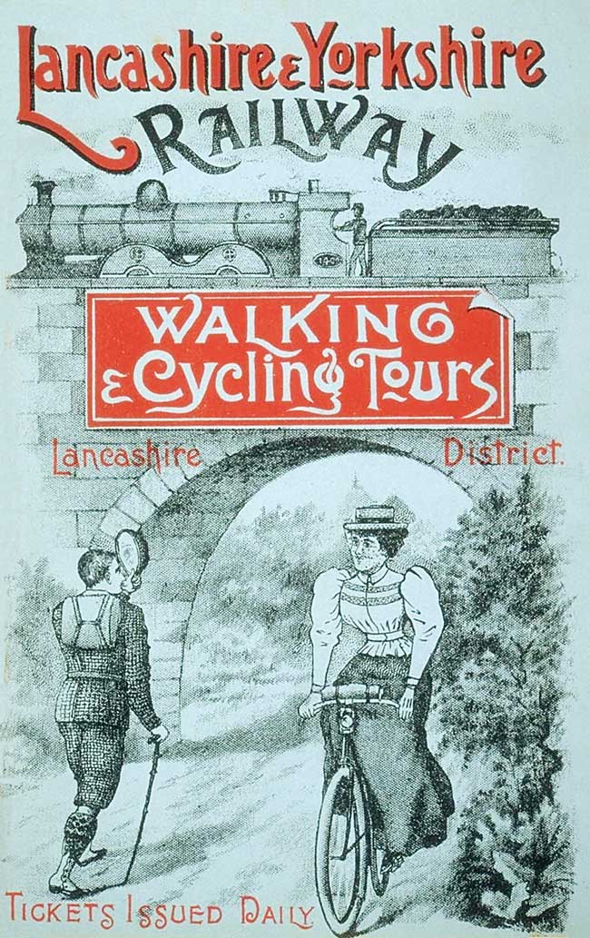 Lancashire & Yorkshire Railways 1901