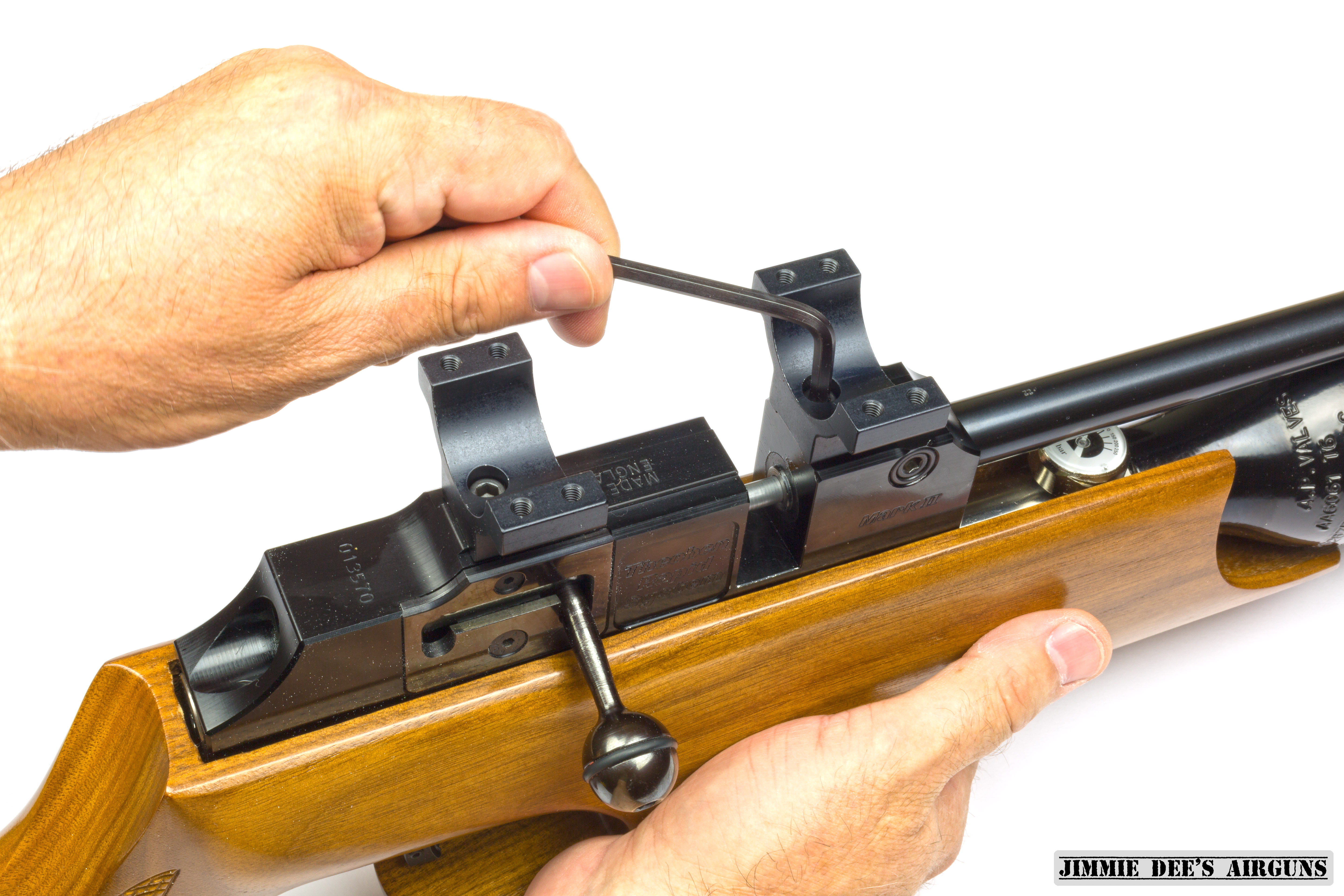 A Service Guide for the Theoben Rapid MKII – Jimmie Dee's Airguns