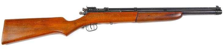 Challenger Arms Corporation Plainsman .28 calibre air shotgun - courtesy of Anderson & Garland Ltd.
