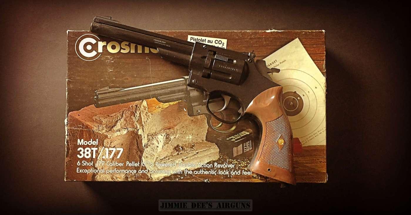 "Restoration Project – Crosman 38T ""Target"" – Part 1 – Jimmie Dee's"
